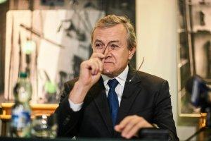 Minister Gliński powiedział, że w jury konkursu zasiadają wybitni twórcy.