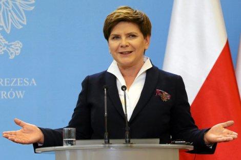 To Beata Szydło rządzi Polską? W Brukseli nie ma złudzeń.