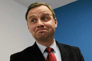 Taka reakcja polskich nastolatków z pewnością zaskoczy prezydenta Andrzeja Dudę.