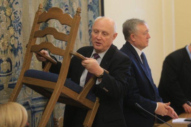 Wojciech Jasiński został członkiem Rady Nadzorczej PKO BP. Nie przeszkadza, że był członkiem PZPR