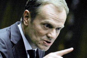 """Były premier Donald Tusk odpowiedział na """"ustny audyt"""" rządów PO-PSL, który PiS urządziło w Sejmie."""