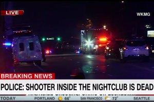 W pierwszych raportach policja informowała o co najmniej 20 zabitych po strzelaninie w klubie w Orlando na Florydzie. Szybko tragiczny bilans się zwiększył...