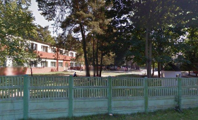 Ośrodek w Grotnikach.