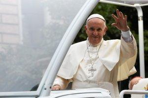 Spotkanie papieża z biskupami trwało ponad godzinę.