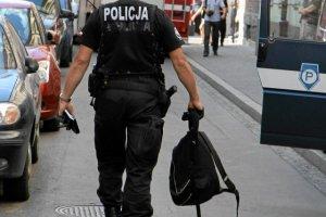 Policja znalazła noworodka schowanego w plecaku