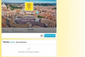 Wpisy Benedykta XVI zostały usunięte z papieskiego konta na Twitterze