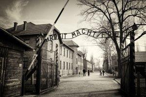 W ścianie starego domu były ukryte dokumenty z danymi ofiar Holokaustu