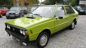 Polonez 1.5, hatchback z 1980 roku