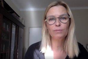 """Paulina Młynarska o """"czarnym poniedziałku""""."""