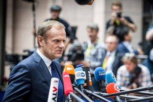 Donald Tusk przyznał, że dla uchodźców w Europie jest coraz mniej miejsca.
