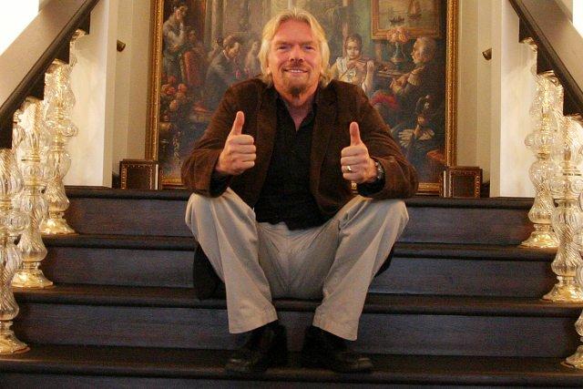 Sir Richard Branson nie jest zwolennikiem rygorystycznej polityki urlopowej