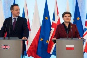 Brexit Brexitem, ciekawe, co Beata Szydło pomyślałaby o nazwie dla Polski, jeśli chcielibyśmy opuścić Unię.