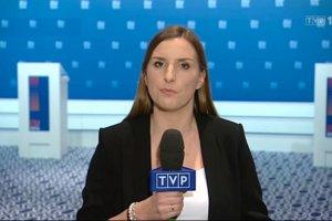 Magdalena Sobkowiak przekazywała informacje z serca Unii Europejskiej