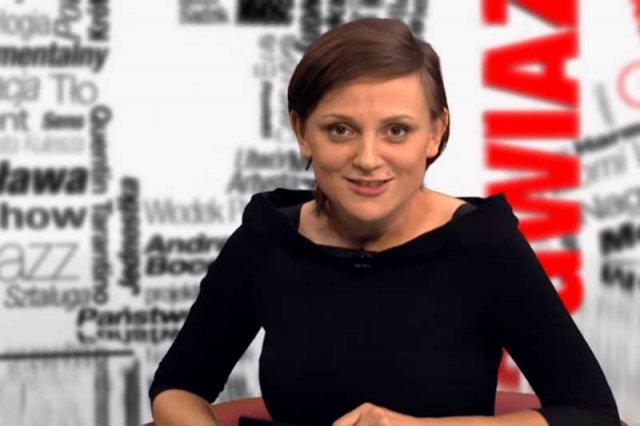 """Sylwia Krasnodębska z """"Gazety Polskiej Codziennie"""" ma zostaćnową szefową Trójki."""