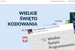Minister Streżyńska na wszelki wypadek zmieniła nazwę imprezy promującej kodowanie.