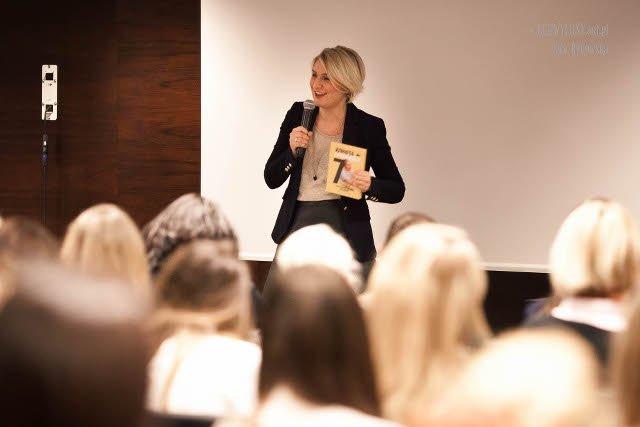 Dominika Nawrocka przekonuje kobiety, że bierność nie popłaca, dosłownie