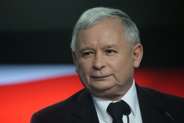 Jarosław Kaczyński dał do zrozumienia, że Polacy nie żyją w kraju w pełni suwerennym.