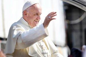 Papież Franciszek spotkał się z Prezydentem Ukrainy i miał przyjść zaproszenie do odwiedzenia naszych wschodnich sąsiadów.