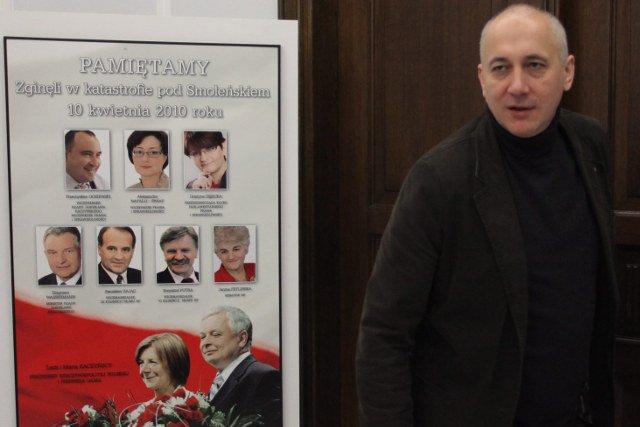 """Joachim Brudziński jest przekonany, że """"Smoleńsk"""" będzie strzałem w dziesiątkę"""