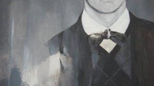 Portret autorstwa Łukasza Bilińskiego (KLIKNIJ w zdjęcie, by zobaczyć całość!)