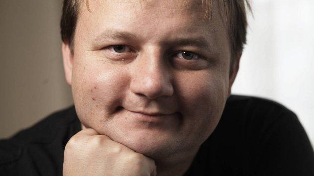 Łukasz Foltyn, twórca GG