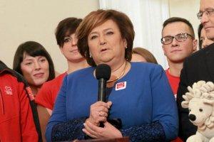 Anna Komorowska nie jest już członkiem Fundacji PZU.
