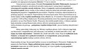 List do wszystkich lekarzy w Polsce