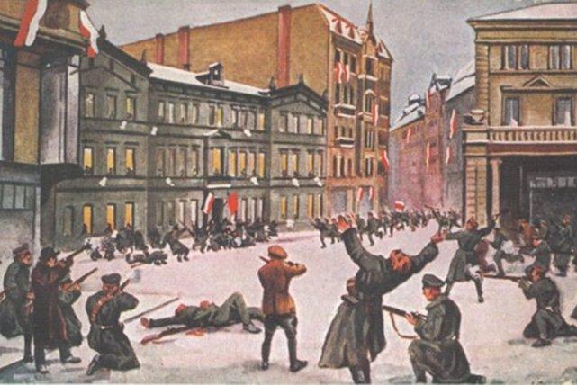 Powstanie Wielkopolskie było jednym z nielicznych zwycięskich zrywów narodowych