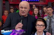 """Zatrzymany z bronią w ręku Rynkowski wieczorem pojawił się w TVP. Zaśpiewał """"Szczęśliwej drogi już czas"""""""