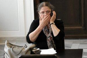 Krystyna Pawłowicz zaczęła się troszczyć o los gimnazjów katolickich, które trzeba będzie zlikwidować w ramach reformy edukacji.