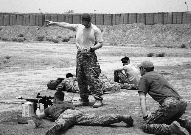 Teraz Chris Kyle zajmuje się szkoleniem Navy SEALs