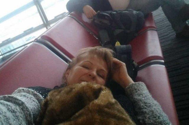 Małgorzata Gosiewska miała pod wpływem alkoholu wywołać awanturę na lotnisku w Charkowie.