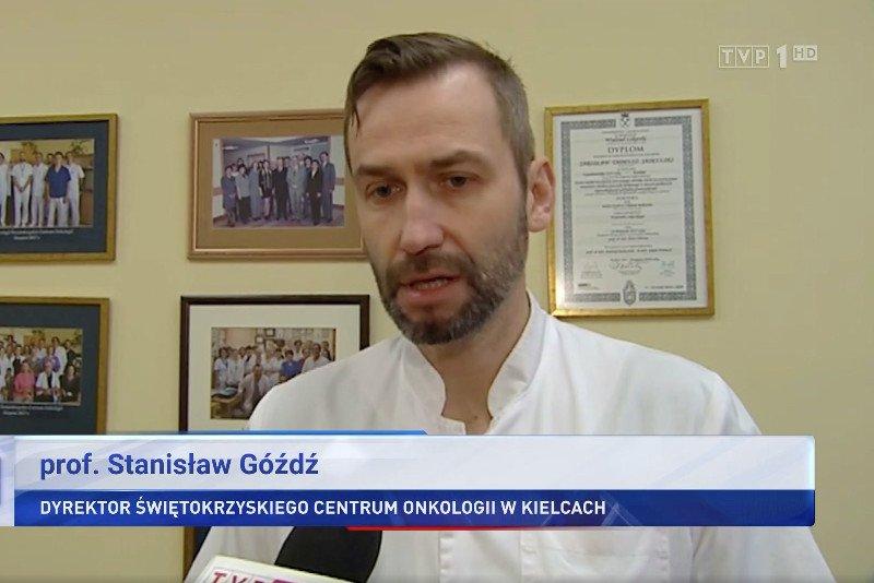 Pomyłka Wiadomości. To nie prof. Stanisław Góźdź z Kielc chwalił zmiany PiS | naTemat.pl