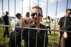Bono stał się antybohaterem PiS-u. Niektórzy już zaczęli przesyłać mu na Twitterze wulgarne wiadomości.