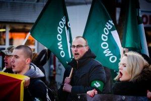Demonstracją ONR zainteresowała się prokuratura.