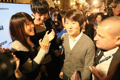 Koreańczyk wygrał XVII Międzynarodowy Konkurs Chopinowski.