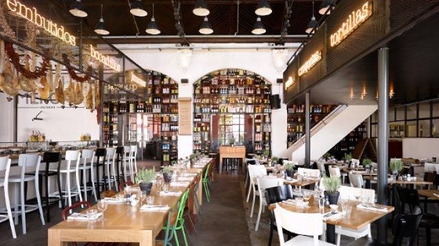 Restauracja Mercat
