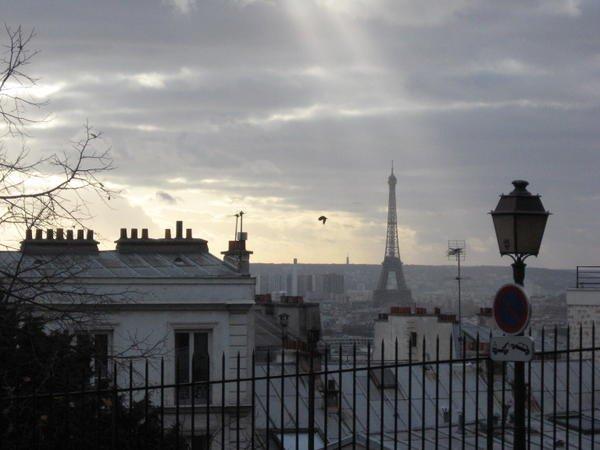 Montmartre. Zdjęcie: LiliBlog