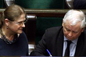 Krystyna Pawłowicz porównuje opozycję do faszystów.