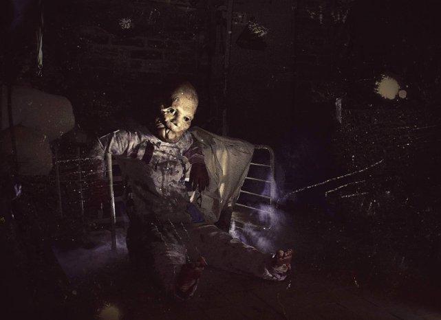 Fear Zone wie jak was przerazić.