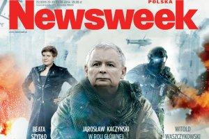 Michał Krzymowski w najnowszym numerze Newsweeka opisuje walkę jastrzębi PiS