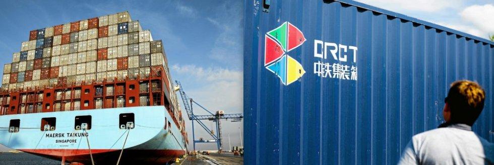 Nieodebrane kontenery - marzenie łowców okazji.