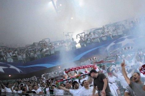 I skończyło się rumakowanie. Legia Warszawa pozwie kiboli za straty związane z karą od UEFA