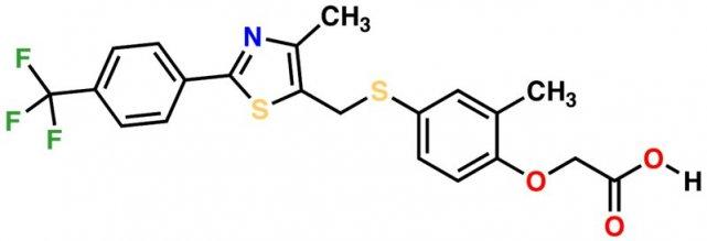"""GW1516, jedna z substancji określana jako """"doping genetyczny"""""""