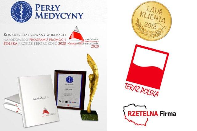 Perły Medycyny okazały się być oszustwem. Jak jest z innymi nagrodami: Teraz Polska, Laur Konsumenta czy Przedsiębiorca Fair Play?
