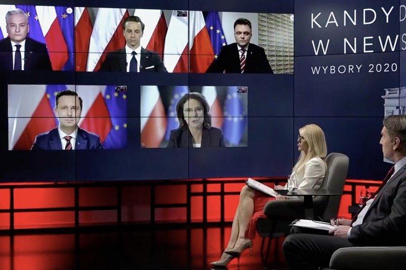 Debata prezydencka Newsweeka. Kosiniak-Kamysz mocno o rozliczeniu PiS | naTemat.pl