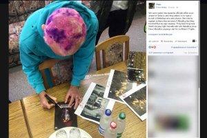 Białoruscy celnicy zmusili muzyków Red Hot Chilli Peppers do podpisania gadżetów... Metalliki.