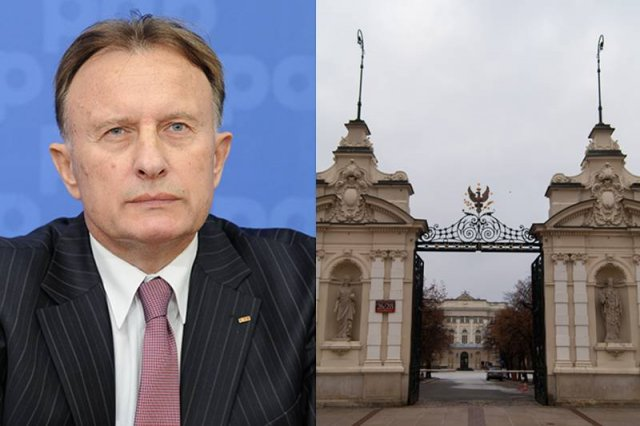 Prezes BCC bronił doktorat na Uniwersytecie Warszawskim