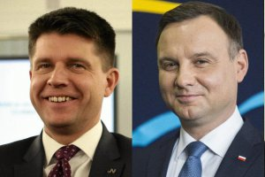 Prezydent Andrzej Duda odpowiedział na apel Ryszarda Petru ws. RBN.