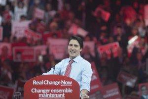 Justin Trudeau od początku deklarował pomoc dla uchodźców